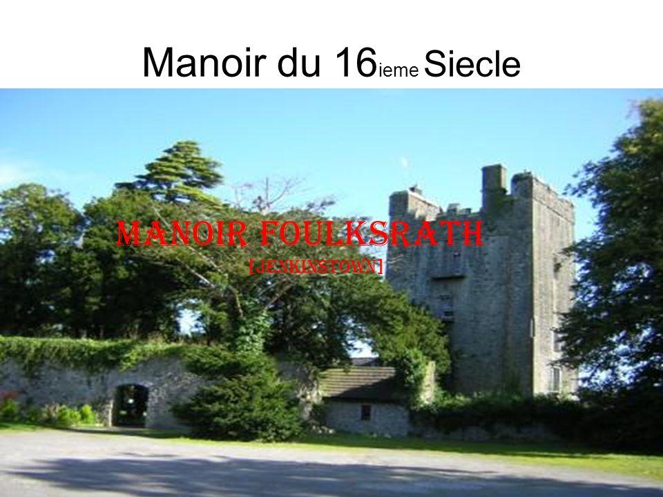 Manoir du 16ieme Siecle Manoir Foulksrath [jenkinstown]